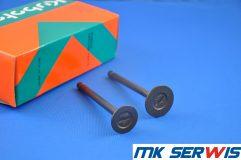 Zawór ssący głowicy silnik KUBOTA D902