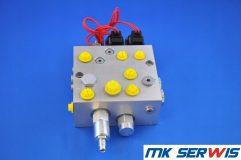Dzielnik Hydrauliczny SUNWARD SWE17B SWE18B